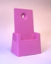 #94P Trifold LIterature Holder- Pink