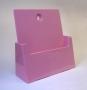 #97P Pink Literature Holder